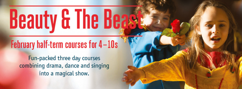Beauty & The Beast December holiday courses