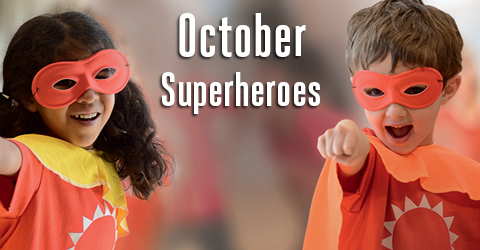 From September, 4-7 year olds are blasting off into a star-studded galaxy for an amazing intergalactic adventure.