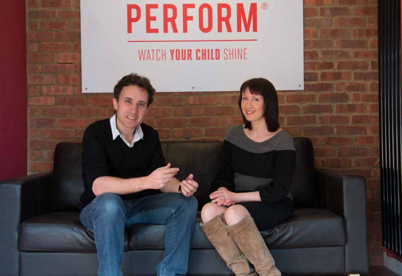 The founders, Will Barnett and Lucy Quick, both had a passion for the performing arts and wanted to create a unique organisation to help build children's self-esteem and life skills.