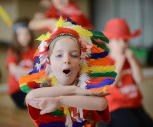 See how Perform's drama, dance and singing classes help your child with his or her imagination and creativity.