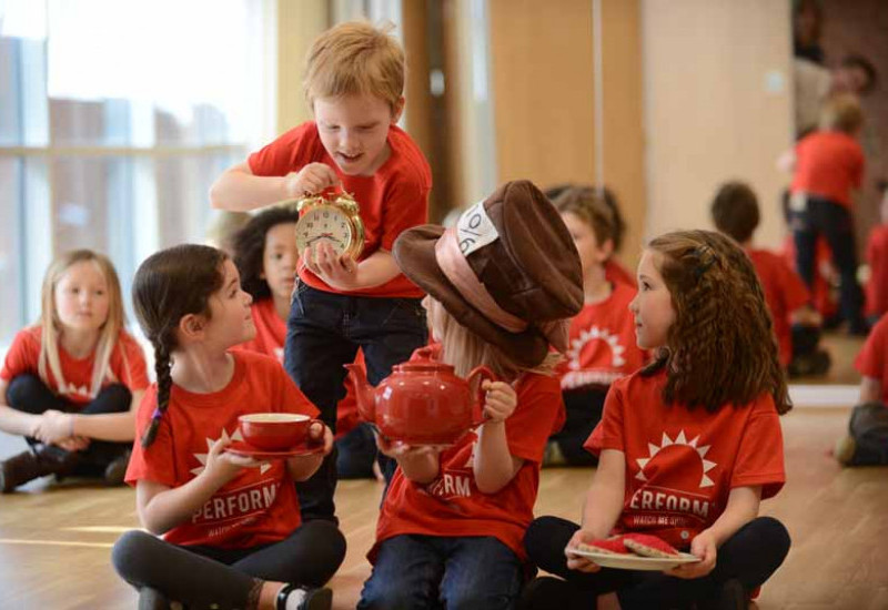 Browse a selection of drama games for 4-5 year olds to help boost children's confidence, concentration, communication and coordination skills.