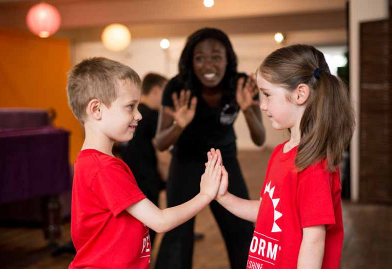 Drama classes for children aged 4-7