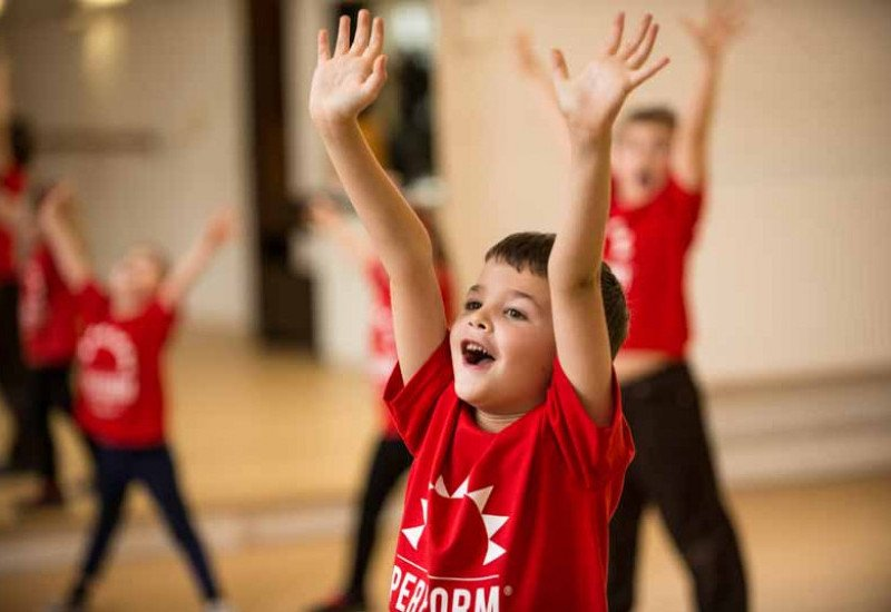 Drama, dance and singing for children in Weybridge