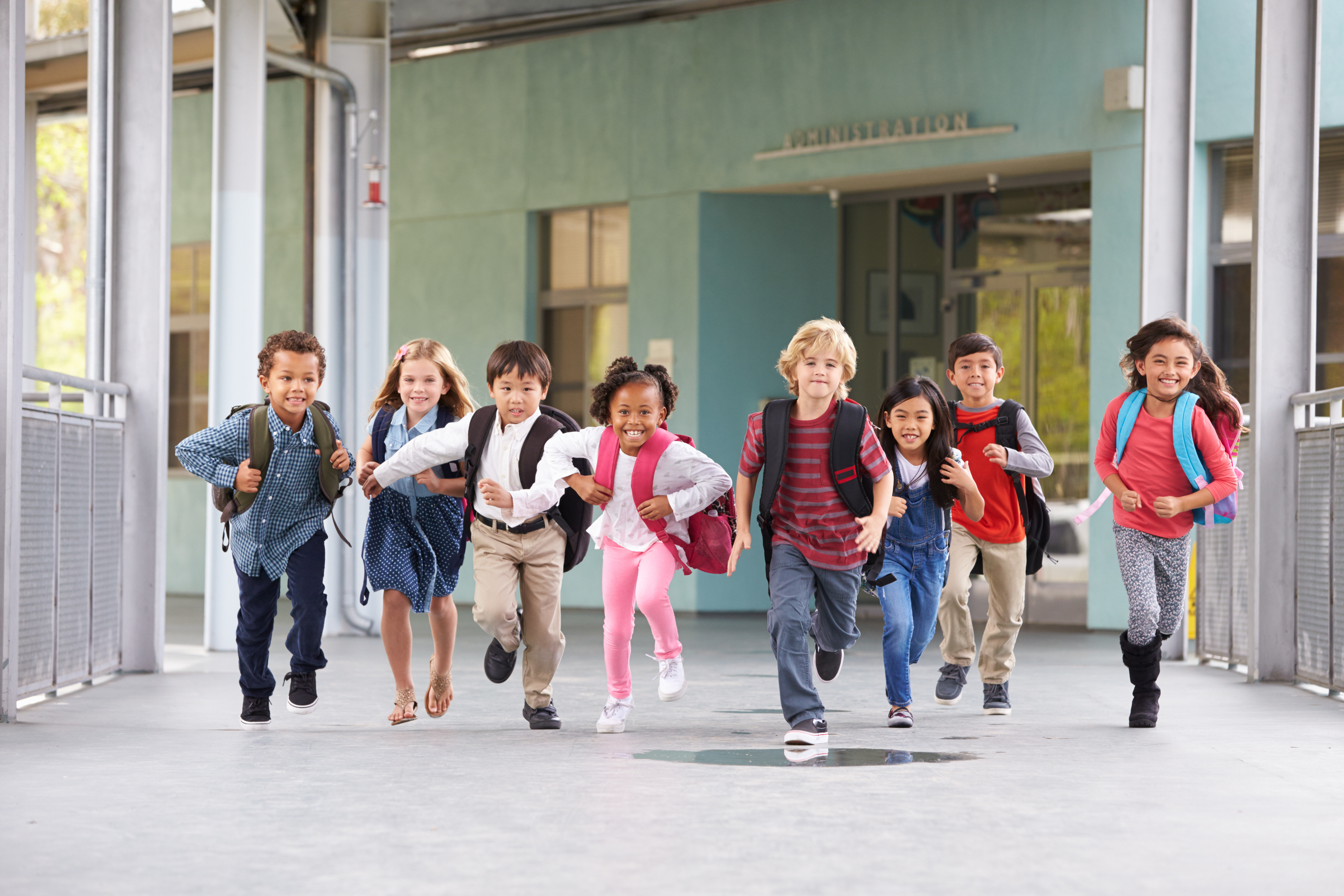 How to help your child enter a room confidently | Perform