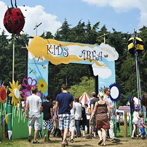 Latitude Kids Area