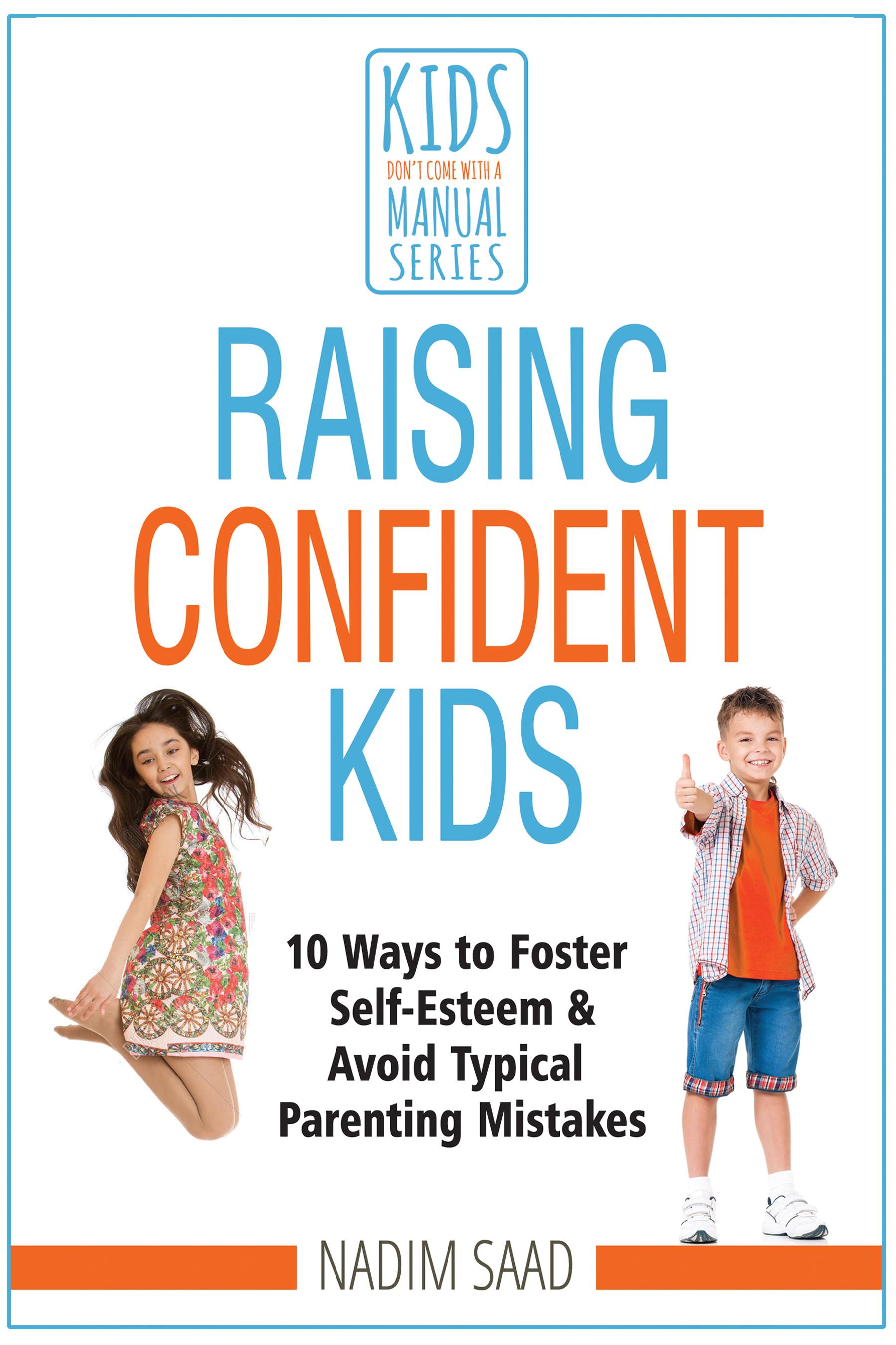 how to raise a confident child book