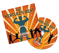 The Hercules Beat DVD Image