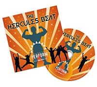The Hercules Beat DVD Image