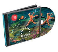 Perform  Under the Sea CD